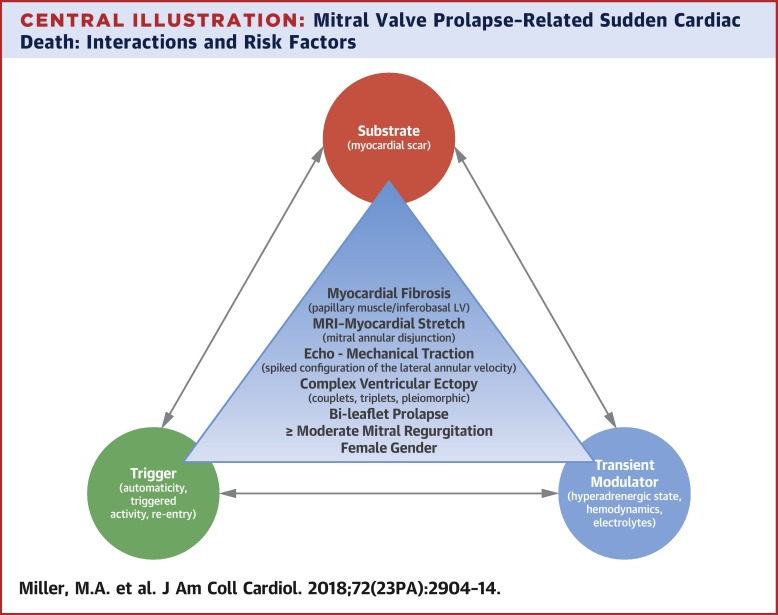 Arrhythmic Mitral Valve Prolapse: JACC Review Topic of the