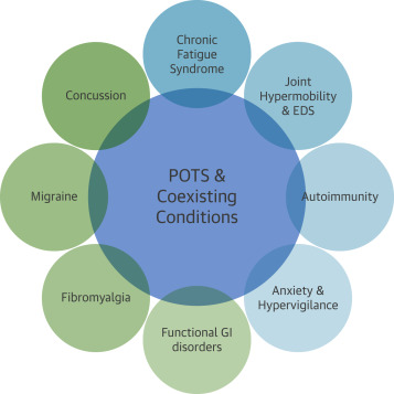 Syndrome causes pots Underlying Causes