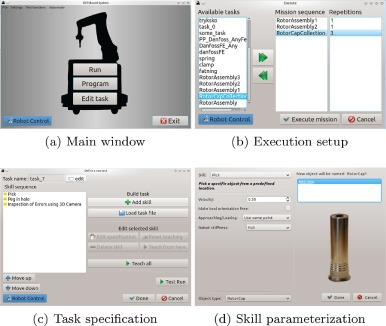 Skill-based instruction of collaborative robots in