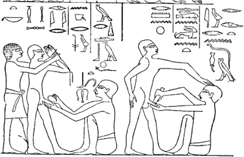 Vascular medicine and surgery in ancient Egypt - ScienceDirect