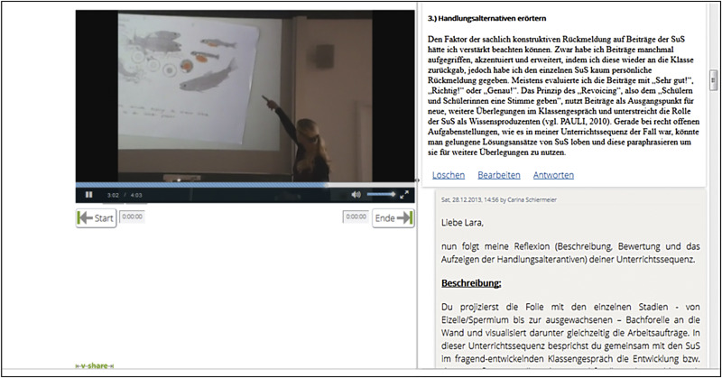 Fostering preservice teachers\' noticing with structured video ...