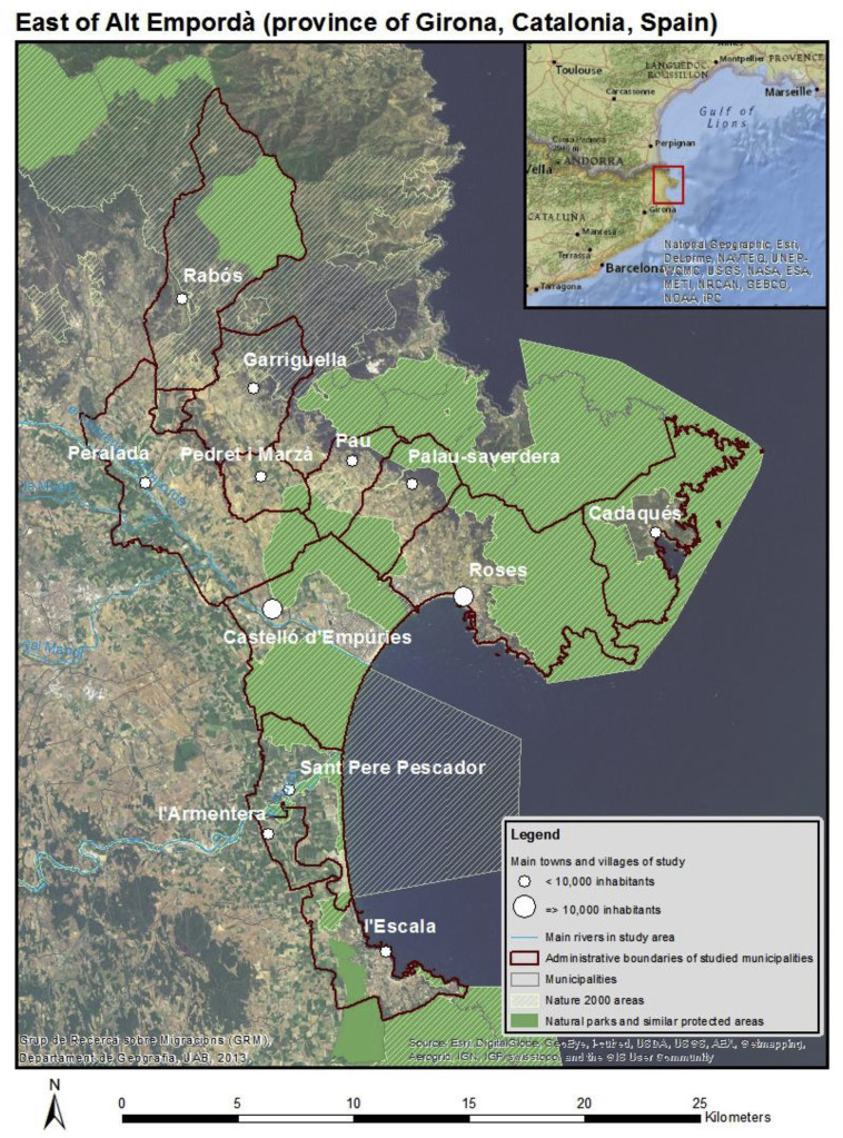Challenges in achieving sustainability in Iberian rural