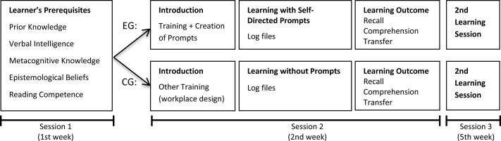 Short- and long-term effects of students' self-directed