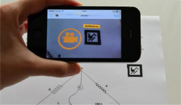 Augmented reality in science laboratories: The effects of