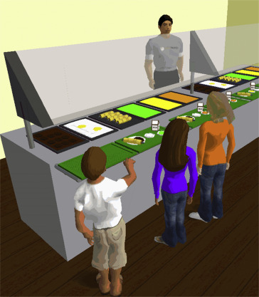 Virtual Reality Social Cognition Training for children with high