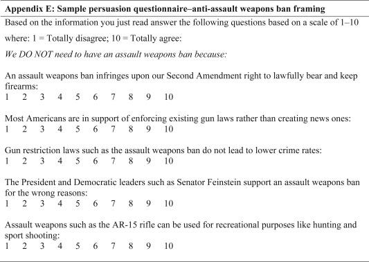 anti gun control arguments articles