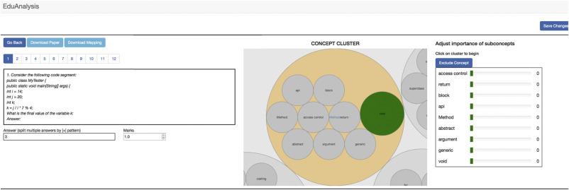 Enriching programming content semantics: An evaluation of visual ...