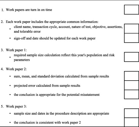 Accounts receivable: An audit simulation - ScienceDirect