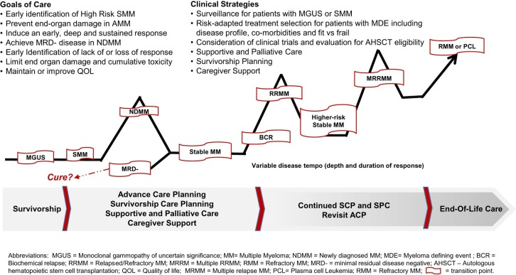 Living with Multiple Myeloma: A Continuum-Based Approach to