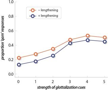 The glottal stop between segmental and suprasegmental