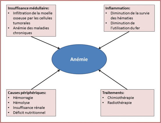 anemie in cancer)