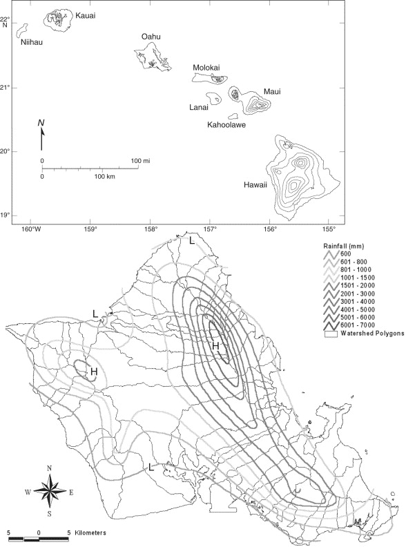 Composition Of Water And Suspended Sediment In Streams Of Urbanized