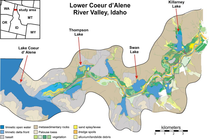 Analysis of arsenic speciation in mine contaminated