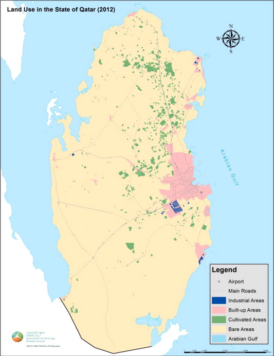 Natural and depleted uranium in the topsoil of Qatar: Is it ... on italy map area, algeria map area, cape verde map area, jamaica map area, bangladesh map area, kuwait map area, lebanon map area, puerto rico map area, palestine map area, egypt map area, rwanda map area, syria map area, middle east map area, iceland map area, haiti map area, japan map area, albania map area, asia map area, cayman islands map area, saudi arabia map area,