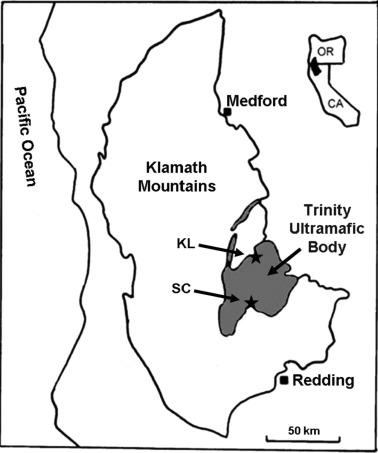 Biogeochemical Weathering Of Serpentinites An Examination Of