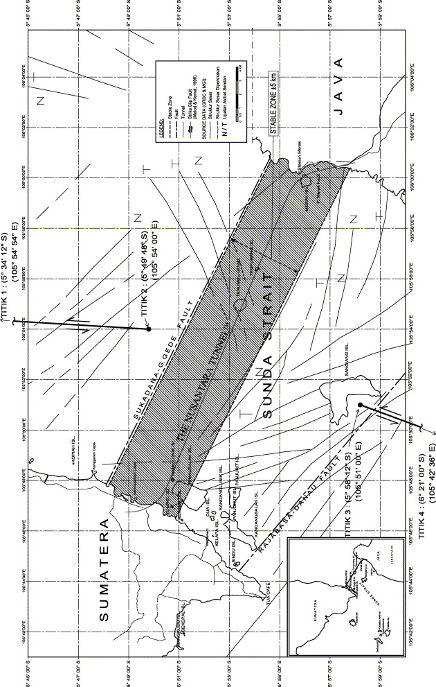 The nusantara tunnel development of an integrated linkage system the nusantara tunnel resets on stable zone ccuart Image collections