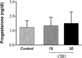 Chronic cannabidiol exposure promotes functional impairment in
