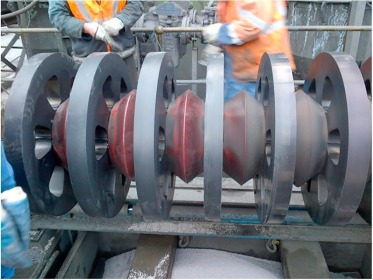 Improving IsaMill™ energy efficiency through shaft spacer design