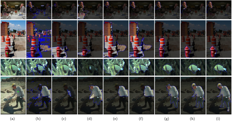 A fully convolutional two-stream fusion network for
