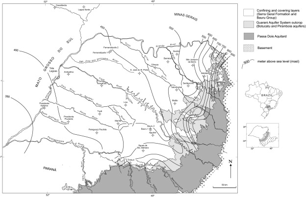Relation between sedimentary framework and hydrogeology in the download full size image publicscrutiny Images