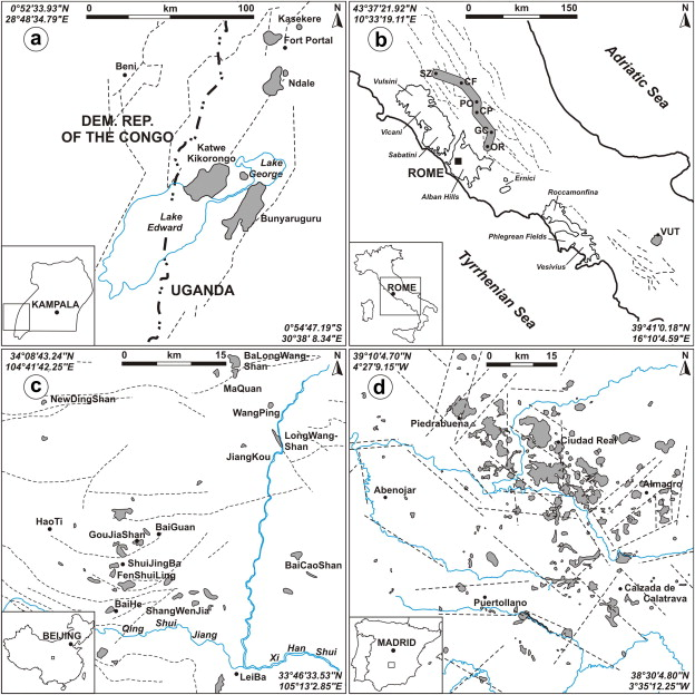 An Overview Of Monogenetic Carbonatitic Magmatism From Uganda Italy