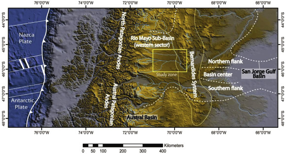Tectonic Inversion Events In The Western San Jorge Gulf Basin From
