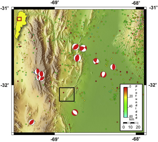 Holocene Compression In The Acequión Valley Andes