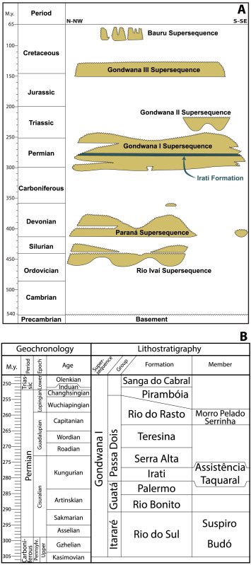 Sequence stratigraphy control on fossil occurrence and concentration