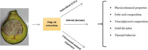 Comparison of subcritical CO2 and ultrasound-assisted