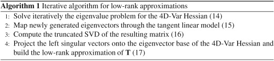 Low-rank approximations for computing observation impact in