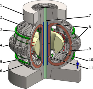 ARC: A compact, high-field, fusion nuclear science facility and