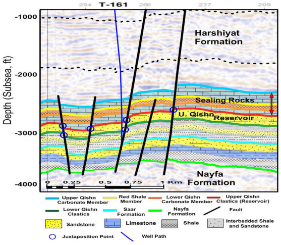 Investigating Deep Geological Reservoirs Using Seismic