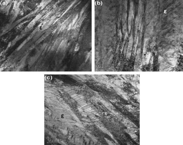 Microstructures and mechanical properties of a modified high