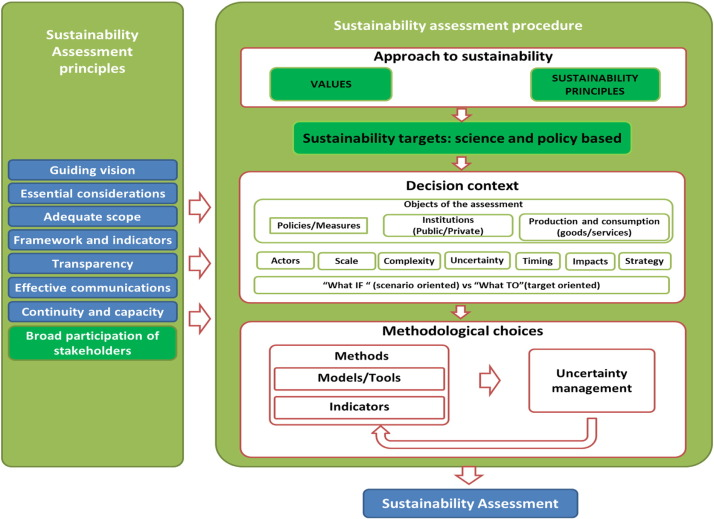 A systemic framework for sustainability assessment - ScienceDirect