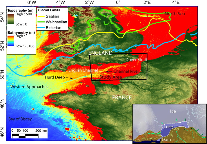 Streamlined islands and the English Channel megaflood hypothesis