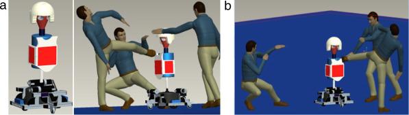 T P T  a novel Taekwondo personal trainer robot - ScienceDirect
