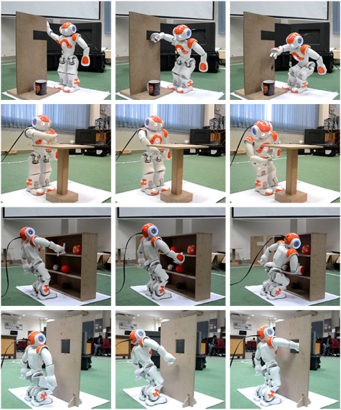 Whole-body motion and footstep planning for humanoid robots