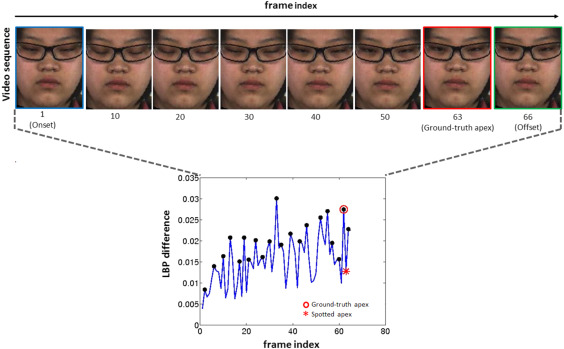 Less is more: Micro-expression recognition from video using apex