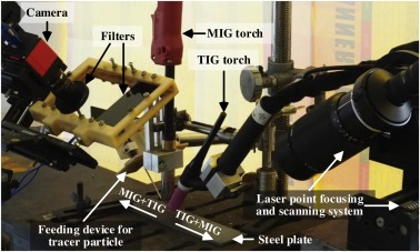 A comparison of TIG-MIG hybrid welding with conventional MIG