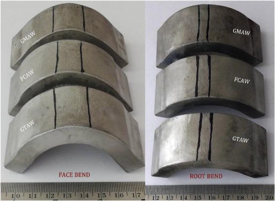 Multi-pass arc welding techniques of 12 mm thick super-duplex