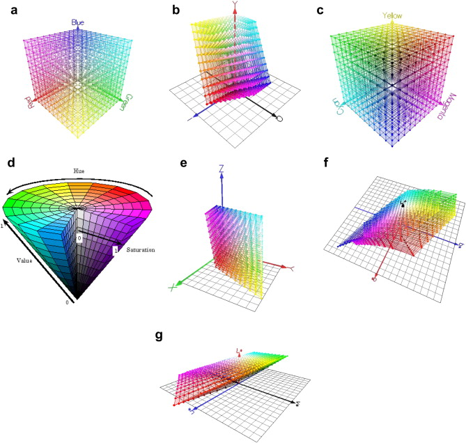 Colour Measurements By Computer Vision For Food Quality Control A