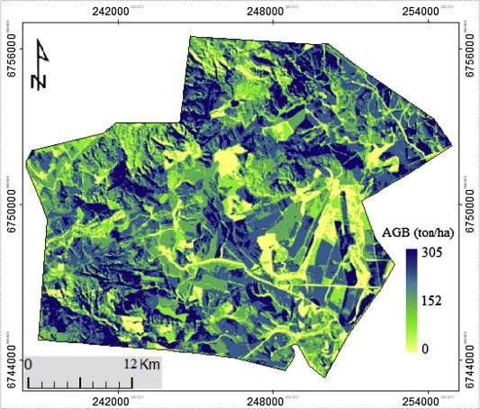 Evaluating the utility of the medium-spatial resolution