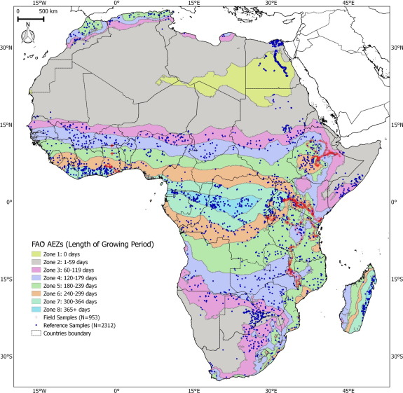 Automated cropland mapping of continental africa using google earth download high res image 661kb gumiabroncs Images