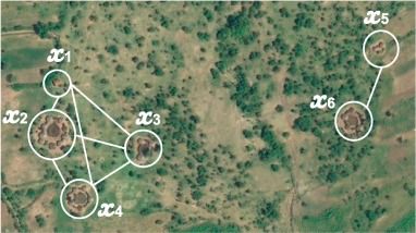 Correcting rural building annotations in OpenStreetMap using