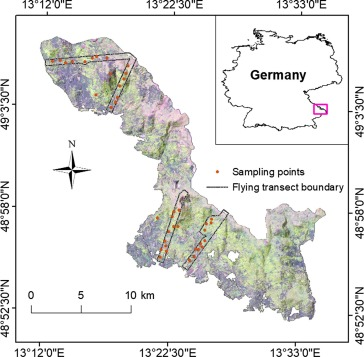 Accurate modelling of canopy traits from seasonal Sentinel-2