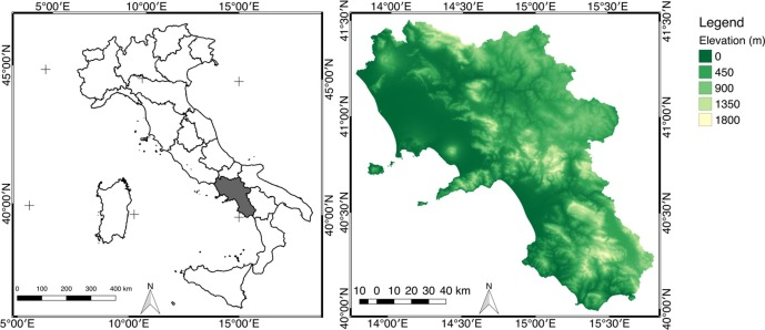 Predicting Forest Fires Burned Area And Rate Of Spread From Pre