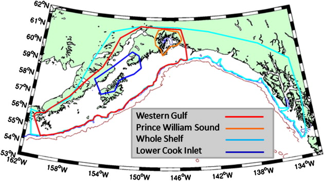 Zooplankton biomass advection and production on the northern Gulf