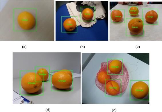 Fruit Recognition Matlab Code