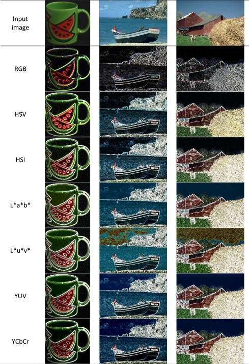 Segmentation of images by color features: A survey - ScienceDirect