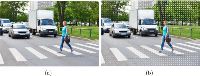 Computer vision and deep learning techniques for pedestrian